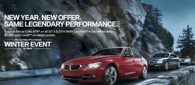 Certified Pre Owned BMW >> Certified Pre Owned Vehicles